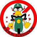 O nas logo Black Duck